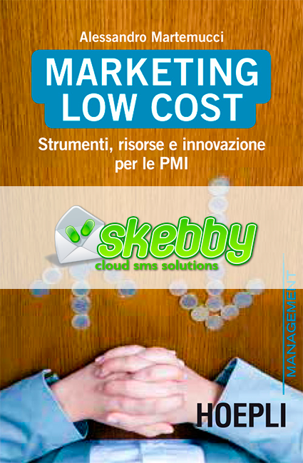 Skebby e il Marketing low cost