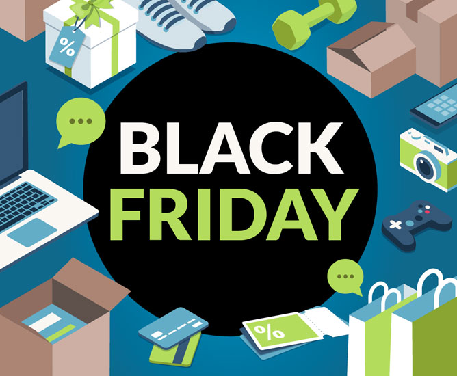 Idee Black Friday di marketing: perché usare l'SMS