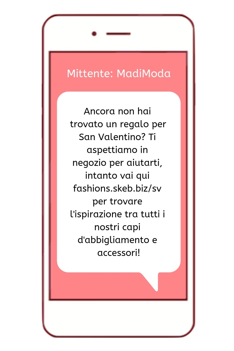 Marketing a San Valentino - Abbigliamento
