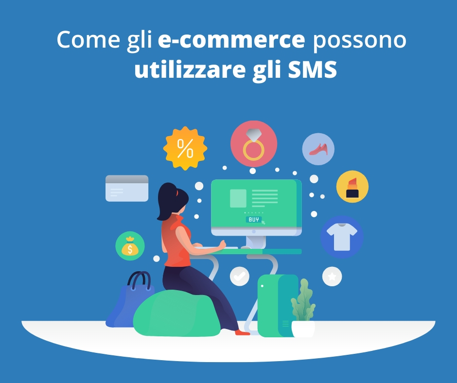 L'uso dell'SMS marketing per gli e-commerce